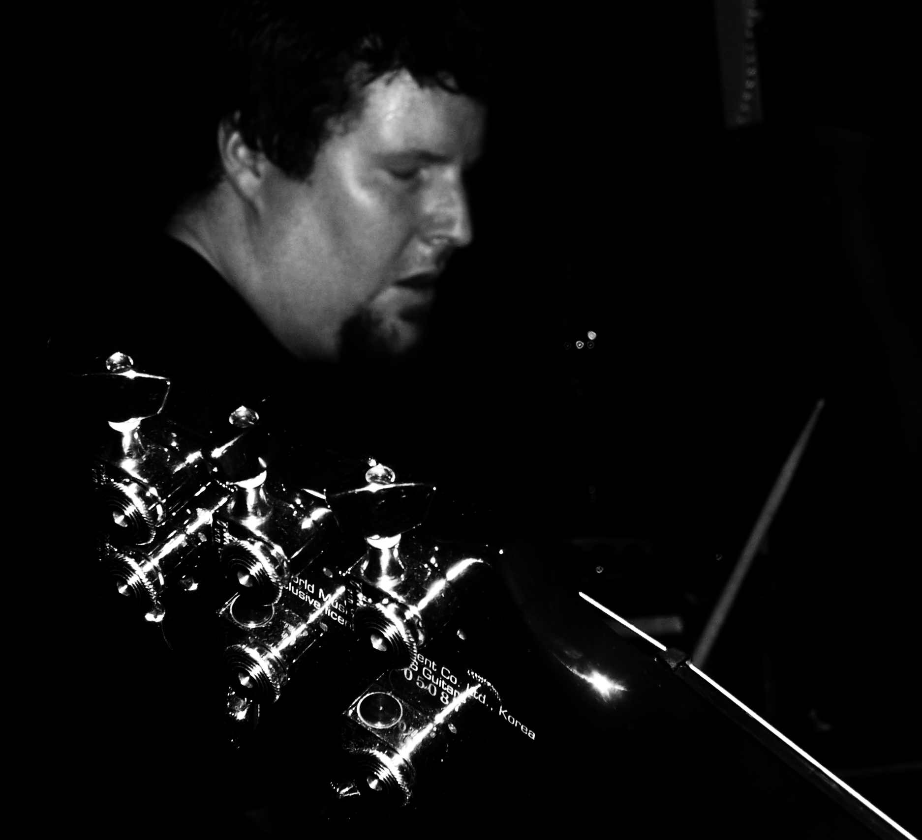 Bam-Jazz's Brian Sullivan on drums and percussion