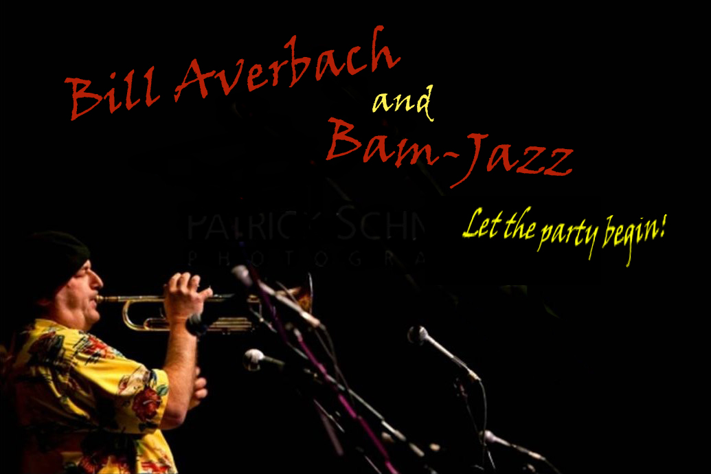 Bill Averbach and Bam-Jazz at Halton Theatre Charlotte NC Concert