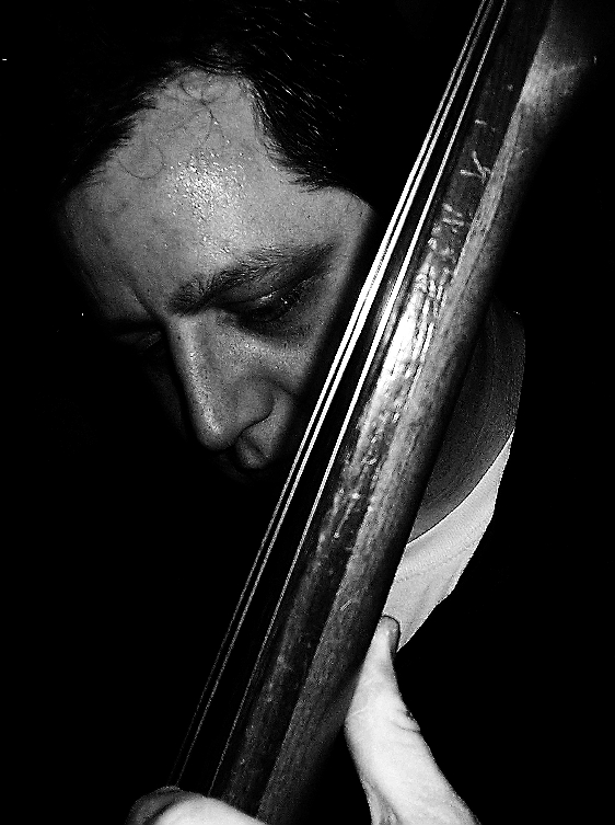 John Shaughnessey on bass plays swing, ballads, blues, and more...